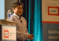 Joi Ito, photo by David Hooker